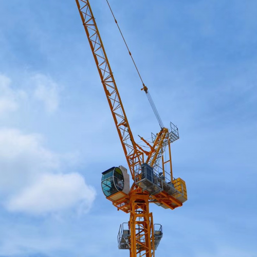 Weihai guheng tower machine to teach you the tower crane knowledge of the tower crane components